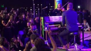 Adventure of A Lifetime - Chris Martin performing at the 5th Annual Kaleidoscope Ball for UCLA MCH