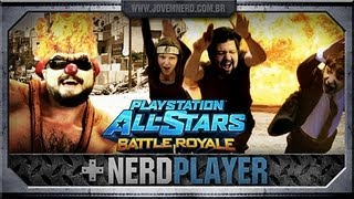 PS All-Stars Battle Royale - Campo minado | NerdPlayer 70