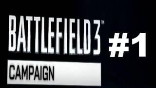 Battlefield 3 - Singleplayer Campaign Part 1