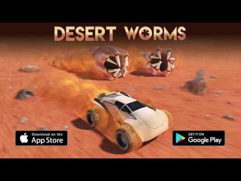 Desert Worms - Trailer