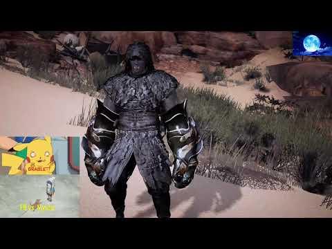 Repeat Black Desert Online: Ranger vs Tamer ARSHA by