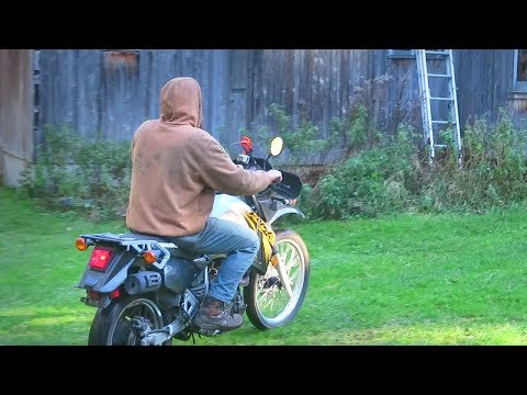NEW MOTORCYCLE REVEAL!!! ( ONE OF MY FAVORITE BIKES! )
