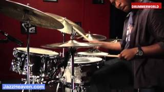 Eric Harland Drum Clinic: NORTH STAR: 9/8 - 11/8 - 3/4 - 4/4