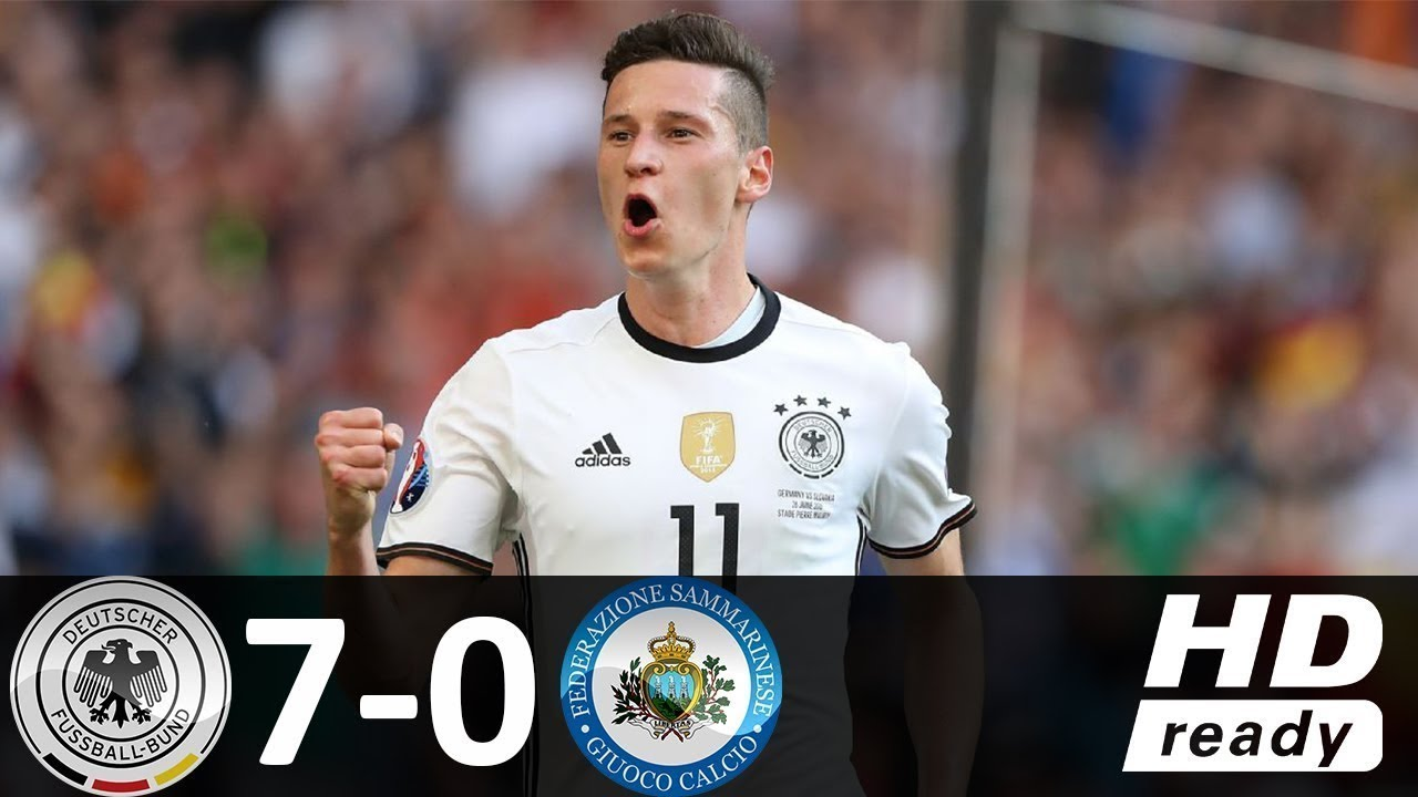 Download Germany vs San Marino 7-0 - All Goals & Highlights - World Cup Qualifiers 10/06/2017 HD