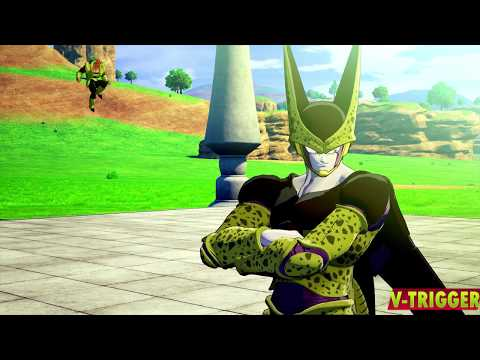 Dragon Ball Z: Kakarot - Mr. Satan vs Perfect Cell