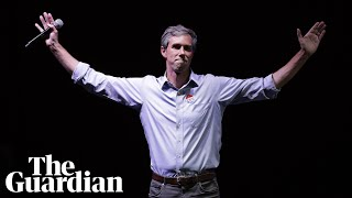 'I'm as hopeful as I've ever been': Beto O'Rourke fails to beat Ted Cruz