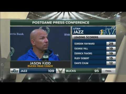Bucks' Jason Kidd says Giannis' speed, tempo makes him an All-Star