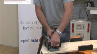 Bigger Savings - Mafell Kss300 Saw System Demonstration With Nathan Mcewen