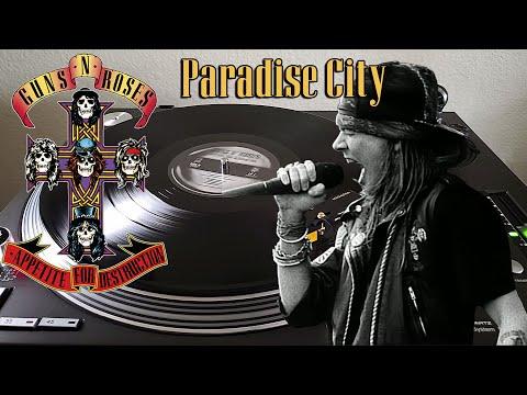 guns-n'-roses---paradise-city---black-vinyl-lp