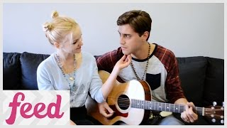 descendants if only cover by dove cameron ryan mccartan is amazing