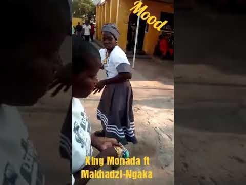 King monada ft Makhadzi-Ngaka (Funny Video)