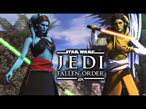 Star Wars Jedi Fallen Order - Funny Moments #3