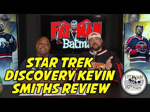 STAR TREK DISCOVERY KEVIN SMITH