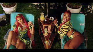 Megan Thee Stallion - Hot Girl Summer ft. Nicki Minaj & Ty Dolla $ign [Official Video]
