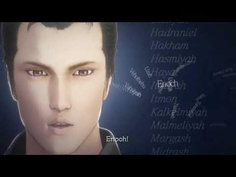 【中文字幕】 El Shaddai -2010 E3展宣傳影片【PS3/Xbox360】