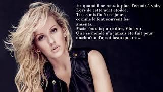 Ellie Goulding - Vincent - Traduction Française Video