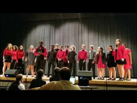 East Bay High School - Current- I Need Your Love - opb Ellie Goulding, arr. Ben Bram