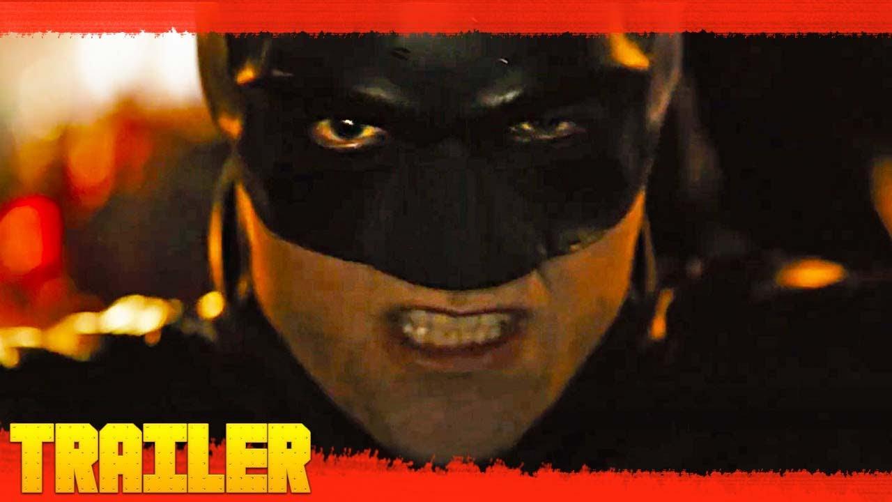Batman (2022) DC Tráiler Oficial Subtitulado