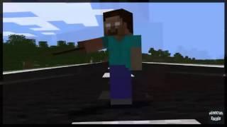 Minecraft Escola Monstro #10 : Carros de corrida - Minecraft Animação Engraçado 2016