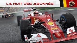 VOD - La nuit des abonnés - F1 2016 ft. Hydro - (02/05) [FR ᴴᴰ]