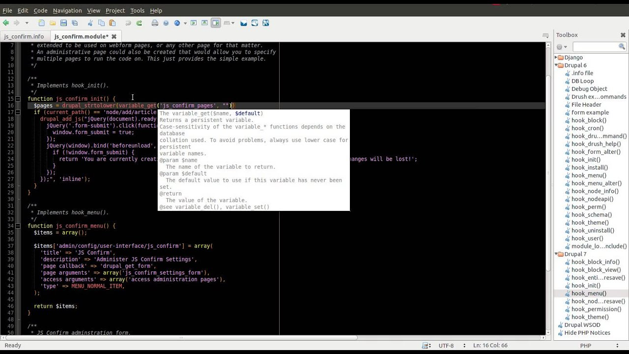 Module Development | Code Karate