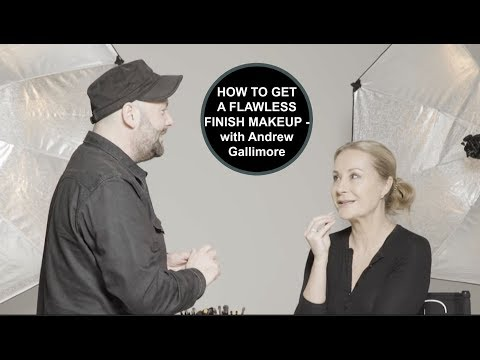 FLAWLESS FACE TUTORIAL - NADINE BAGGOTT