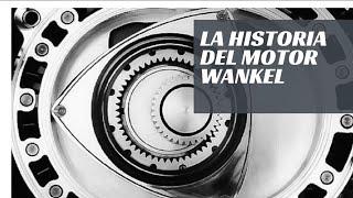 La historia del MOTOR WANKEL