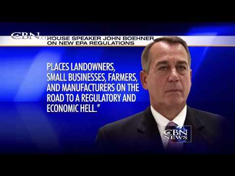 EPA Water Rule Paves 'Road To Regulatory Hell'