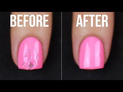 How To Fix Smudged Nail Polish 5 Ways Kelli Marissa