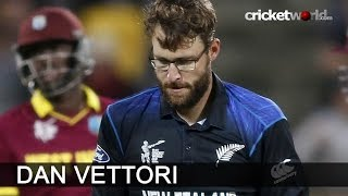 My Cricket Inspiration - Daniel Vettori on Hadlee, Warne and Waugh - Cricket World TV