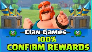 Upcoming Nov 23- Nov 29 Clan Games Rewards In Clash of Clans (Hindi)