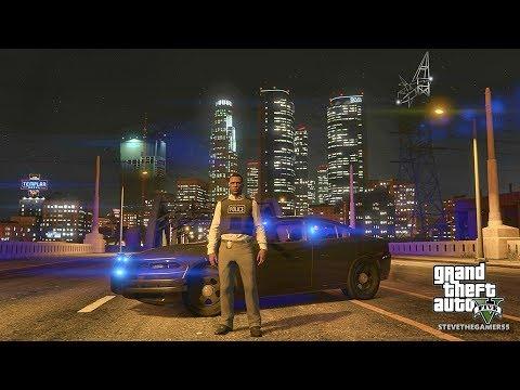 GTA 5 MODS LSPDFR 829 - DETECTIVE WORK!!! (GTA 5 REAL LIFE PC MOD)