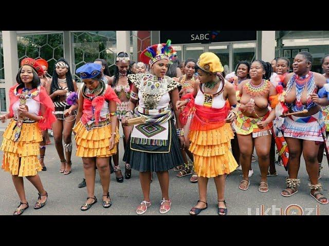 Amazing African Traditional Zulu Wedding (uDwendwe) #1