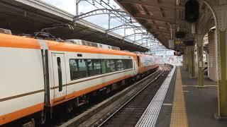 大阪上本町行きAF02+AS03宇治山田発車