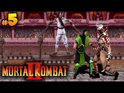 Mortal Kombat 2 (Reptile) • Walkthrough Playthrough (Full Game) • Cap. 5 thumbnail