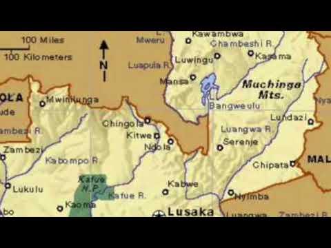 Zambia kalindula vol 2  non stop mix ft Z bands