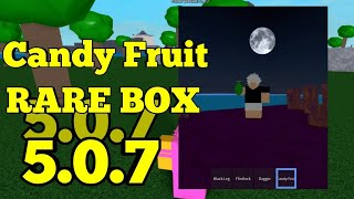RARE BOX Candy Fruit-One Piece Legendary-Roblox