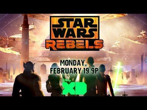 The Final Episodes   Star Wars Rebels   Disney XD