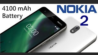 Nokia 2 with 4100 battery launched in India