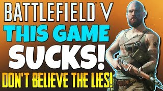 """Battlefield 5 Multiplayer Review - """"The Worst Battlefield Game!""""... Don't Believe The Lies!!!"""