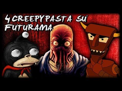 4 Creepypasta che forse non sai su FUTURAMA