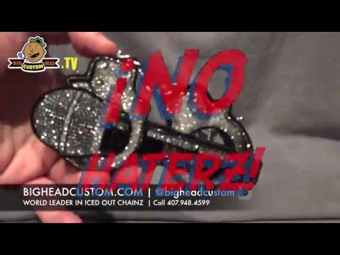 BigHead Custom Hip Hop Jewelry for Disorderly Conduct ...