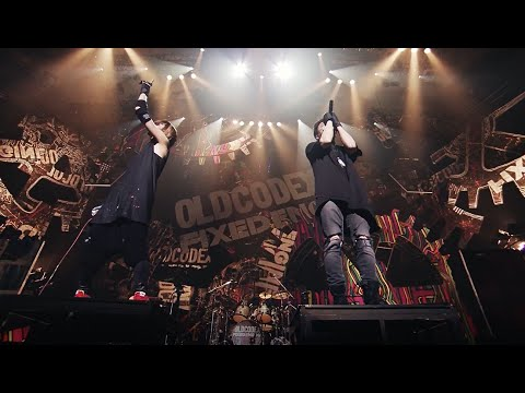 """[Official Video]OLDCODEX - WALK - from OLDCODEX Live Blu-ray """"FIXED ENGINE"""" 2017 in BUDOKAN"""