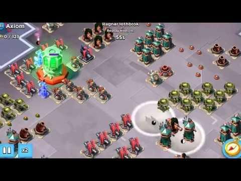 Axiom | Operation Choke point | All Zooka Takedown