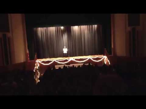 Urban Middle School Talent show: awesomeness
