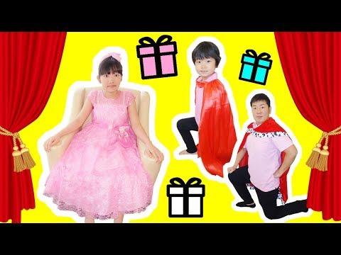 ★ひめちゃんプリンセスのほしいもの「東京タワーバーガー」★Princess Himeno's wish★