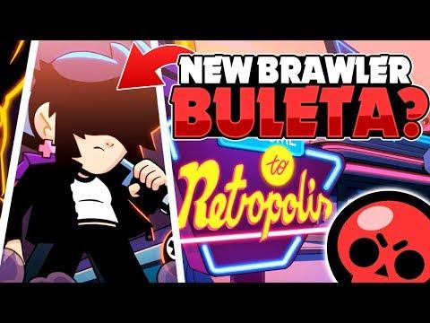UPDATE NEWS! - New Brawler BULETA?! - Brawl Gangs?! - New Event Retropolis?! - Brawl Stars