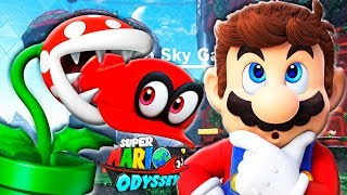 СУПЕР МАРИО ОДИССЕЙ #6 мультик игра для детей Super Mario Odyssey BOSS Broodley Детский летсплей
