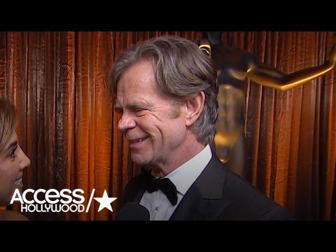 SAG Awards 2017: William H. Macy On Win For Playing Frank Gallagher In 'Shameless'