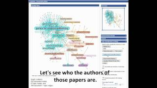 TopicNets: Visual Analysis of Large Text Corpora with Topic Modeling